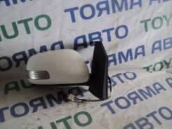 Зеркало заднего вида боковое. Toyota Corolla Fielder, NZE141G, NZE141 Toyota Corolla Axio, NZE141