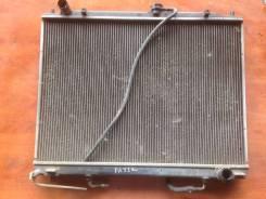 Радиатор охлаждения двигателя. Mitsubishi Pajero, V73W Двигатель 6G72