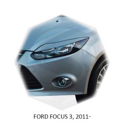 Накладка на фару. Ford Focus, CB8 Двигатели: IQDB, UFDB, PNDA, XTDA, XQDA