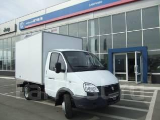 ГАЗ Газель Бизнес. ГАЗель Бизнес изотермический фургон, 2 800 куб. см., 1 498 кг.