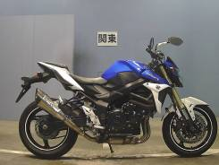 Suzuki GSR 750. 750 куб. см., исправен, птс, без пробега. Под заказ
