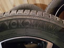 Продам летнюю резину с дисками Yokohama 205x60 xr15в хорошем состоянии. 6.5x15 5x108.00 ET45 ЦО 58,1мм.