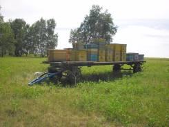 ПТС 4. Прицеп для перевозки пчел
