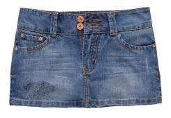 Юбки джинсовые. 40, 42
