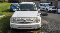 Suzuki Grand Escudo. TX92W201206, H27A