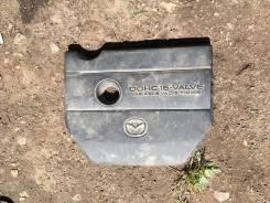Крышка двигателя. Mazda CX-7 Двигатель L5VE