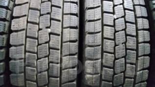 Dunlop DSV-01. Зимние, без шипов, 2012 год, износ: 5%, 2 шт