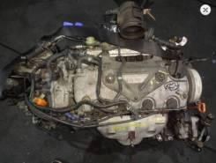 Двигатель в сборе. Honda Capa Двигатель D15B