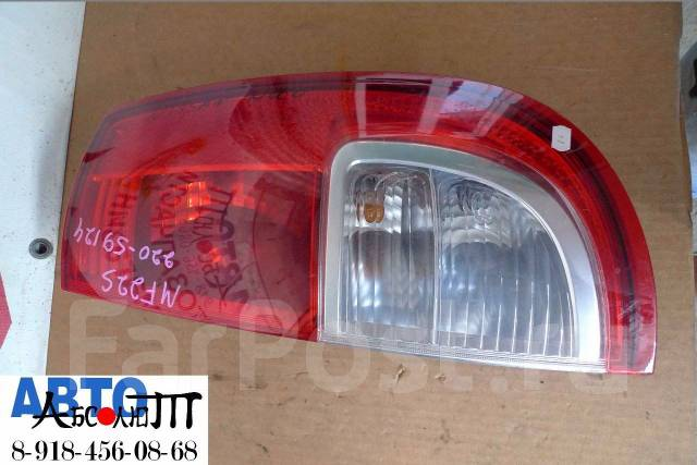 Стоп-сигнал. Nissan Moco, MG22S, MF22S Suzuki MR Wagon, MF22S