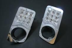 LED поворотники MBRO Colin Project Toyota Prius ZVW30 04.2009-12.2011. Toyota Prius, ZVW35, ZVW30L, ZVW30
