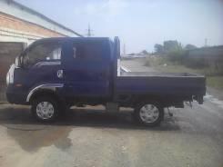 Kia Bongo III. Продам грузовик KIA Bongo3, 3 000 куб. см., 800 кг.