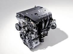 Двигатель в сборе. Mitsubishi: Eterna, Strada, L200, Libero, ASX, RVR, Debonair, Bravo, Montero Sport, Lancer Evolution, Galant, Proudia, Pajero iO, F...