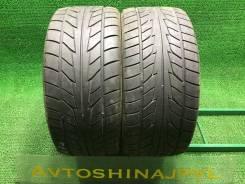 Nitto NT555 Extreme ZR. Летние, 2013 год, износ: 20%, 2 шт