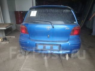 Toyota Vitz. SCP10, 1SZ