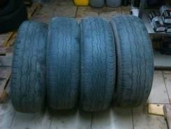 Bridgestone Dueler H/T D687. Всесезонные, 2014 год, износ: 70%, 4 шт