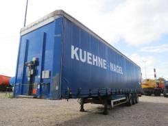 Kelberg. - полуприцеп шторный 2004г. в, 32 000 кг.
