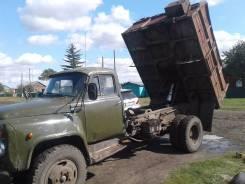 ГАЗ 53. Грузовик, 4 250куб. см., 4 400кг.