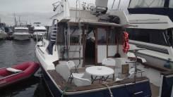 Аренда катера Bayliner 34 фута. 12 человек, 25км/ч