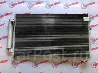 Радиатор кондиционера. Subaru Forester, SG9, SG5 Двигатели: EJ203, EJ255, EJ205