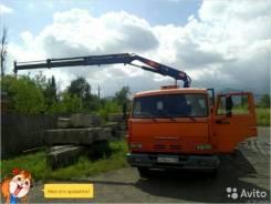 Камаз 4308. Продается бортовой грузовик с манипулятором Камаз, 4 500 куб. см., 5 000 кг.
