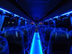 King Long. Автобус 53 мест, 8 900 куб. см., 53 места