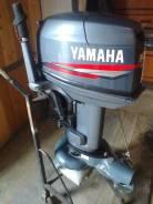 Yamaha. 30,00л.с., 2-тактный, бензиновый, нога S (381 мм), Год: 2009 год