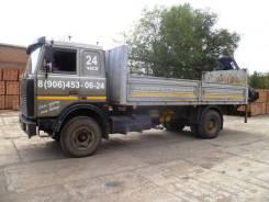 МАЗ 53366-021. Продаётся маз 53366 кран манипулятор 6 тонн, 14 850 куб. см., 10 000 кг.