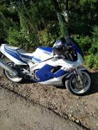 Yamaha FZR 1000. 1 000 куб. см., исправен, птс, с пробегом