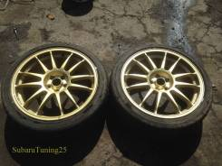 OZ Racing Superleggera. 8.0x18, 5x100.00, ET51, ЦО 60,0 мм.