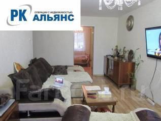 3-комнатная, улица Баляева 34. Третья рабочая, агентство, 62 кв.м.