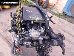 Двигатель в сборе. Toyota Rush, J210E Daihatsu Be-Go, J210G Двигатель 3SZVE