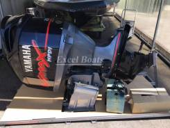 Yamaha. 225,00л.с., 2-тактный, бензиновый, нога L (508 мм), Год: 2008 год