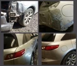 Кузовной ремонт, покраска, полировка кузова и фар