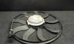 Вентилятор охлаждения радиатора. Porsche Cayenne Volkswagen Touareg Двигатель CASA