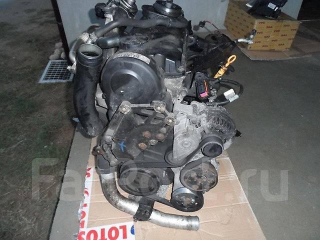 Двигатель CFGC на Volkswagen