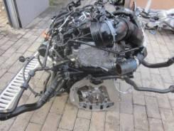 Двигатель CFGC на Audi