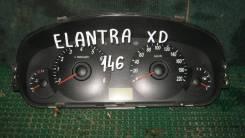 Панель приборов Hyundai Elantra