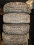 Bridgestone Blizzak Revo GZ. Зимние, без шипов, 2009 год, износ: 40%, 4 шт