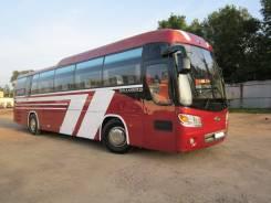 Kia Granbird. Продается туристический автобус KIA Granbird Sunshine, 2009 г. в., 12 920 куб. см., 46 мест