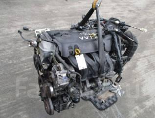 Двигатель в сборе. Toyota Vitz, NCP10 Двигатель 2NZFE