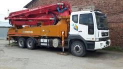Daewoo Novus. Продается бетононасос, 390 куб. см., 43 м.