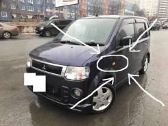 Повторитель поворота в крыло. Mitsubishi eK-Sport