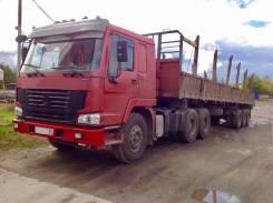 Howo ZZ. Продам сцепку тягач-полуприцеп, 9 726 куб. см., 30 000 кг.