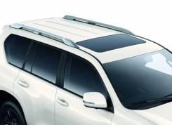 Рейлинги. Toyota Land Cruiser Prado, GDJ150L, GDJ150W, KDJ150L, TRJ150, GRJ150W, TRJ150W Двигатели: 1KDFTV, 1GRFE, 1GDFTV, 2TRFE