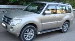 Mitsubishi Pajero. 2008 г. в IV. 4м41