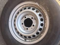 Bridgestone Dueler A/T 693. Всесезонные, 2013 год, без износа, 1 шт