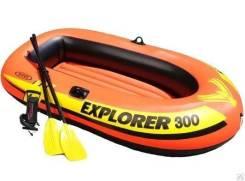 Intex Explorer. длина 2,11м., двигатель без двигателя. Под заказ