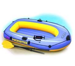 Intex Seahawk. длина 1,96м., двигатель без двигателя