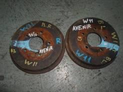 Барабан тормозной. Nissan Avenir, W11