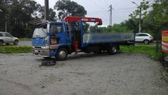 Услуги эвакуатора 5-8 тонн в Уссурийске
